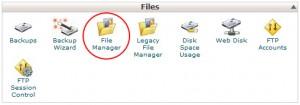 Cara Menggunakan File Manager di Cpanel