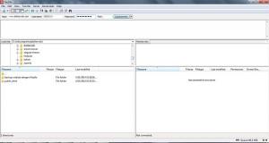 cara backup website dengan filezilla