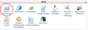 cara membuat-webmail di cpanel