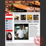 Jasa Pembuatan Personal Website Murah di Medan