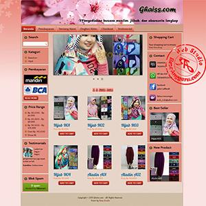 jasa pembuatan website online shop di medan