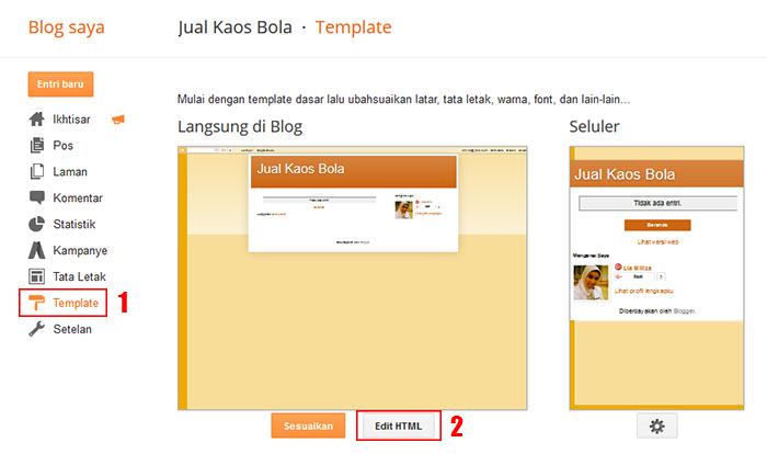 Cara membuat efek lingkaran gambar dengan css dokter web for Template for blogger html code